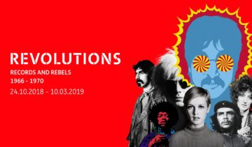 Revolutions – Records & Rebels 1966-1970