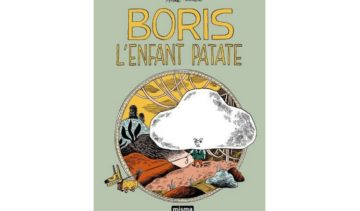 BD: Boris l'enfant patate – Anne Simon